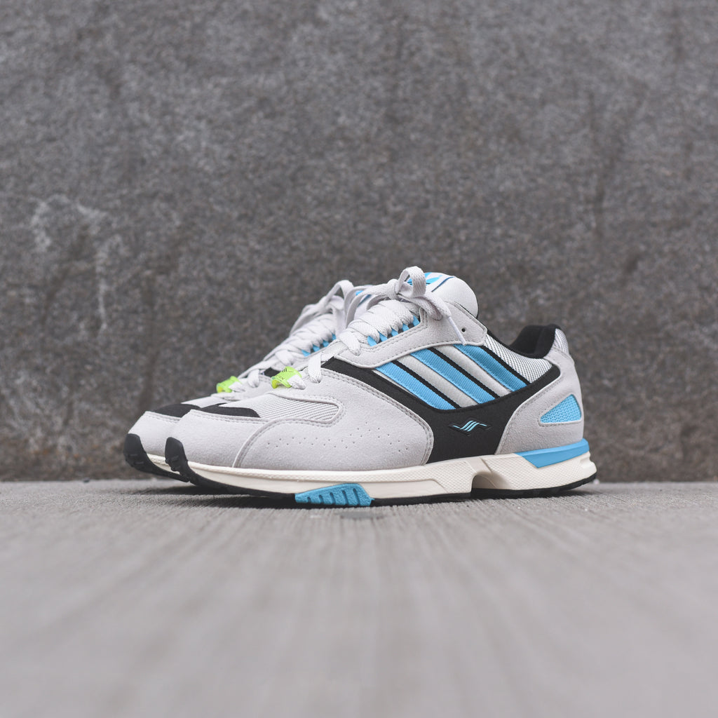 design de qualité df9e9 c57f4 adidas ZX 4000 - Grey / Blue