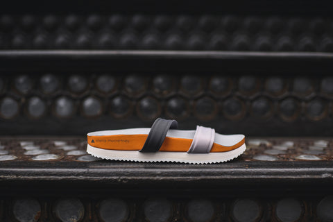 adidas by Stella McCartney WMNS Diadophis Slide - Seed Pearl