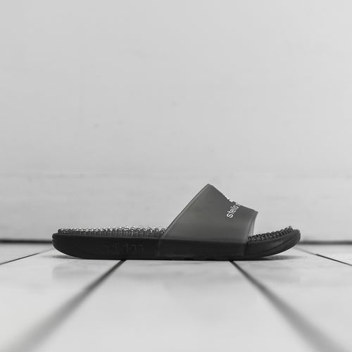 adidas by Stella McCartney WMNS Adisage Slide - Black