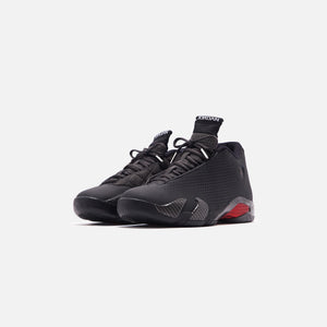 Nike Air Jordan 14 Retro SE - Black Anthracite / Varsity Red Image 3