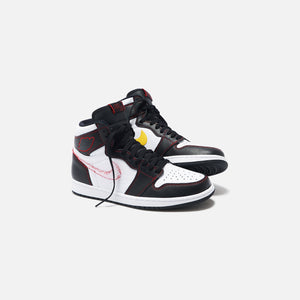 Nike Air Jordan 1 High OG Defiant - Black / Tour Yellow / White