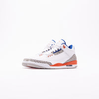 Nike Air Jordan 3 Retro - White / Orange / Grey / Royal Thumbnail 1