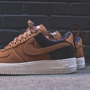 Nike Air Force 1 07 PRM WIP GS - Brown / Ale Brown / Sail