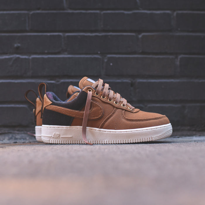 Nike x Carhartt WIP Air Force 1 07 PRM - Brown / Ale Brown / Sail