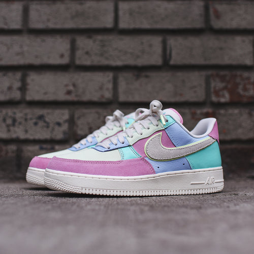 Nike Air Force 1 '07 - Ice Blue / Sail / Hyper Turquoise