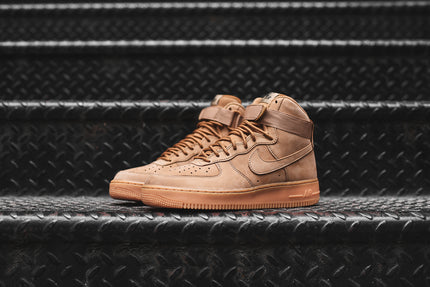 Nike Air Force 1 High - Flax / Gum