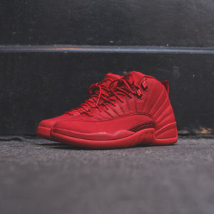 save off 11444 9f908 Nike Air Jordan 12 Retro - Gym Red / Black – Kith
