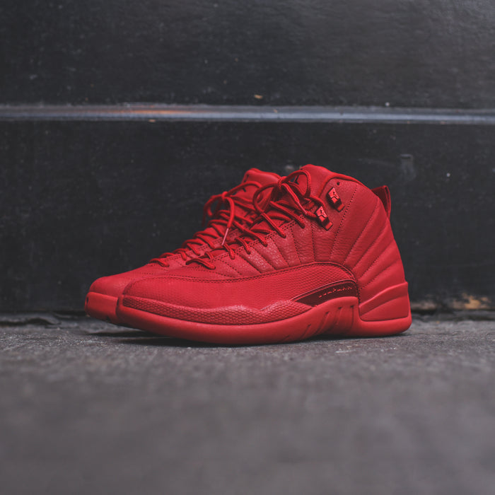 Nike Air Jordan 12 Retro - Gym Red / Black