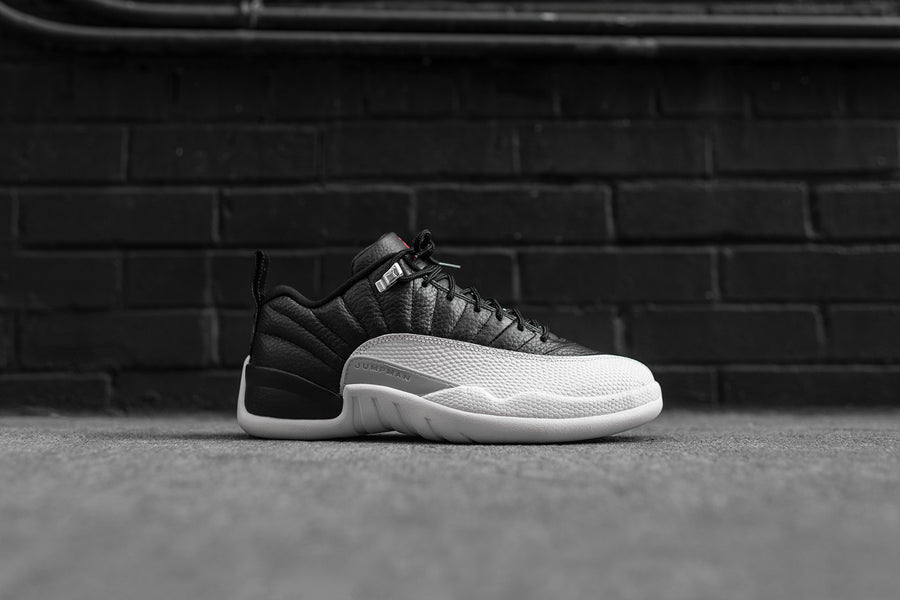 Nike GS Air Jordan 12 Retro Low - Playoff