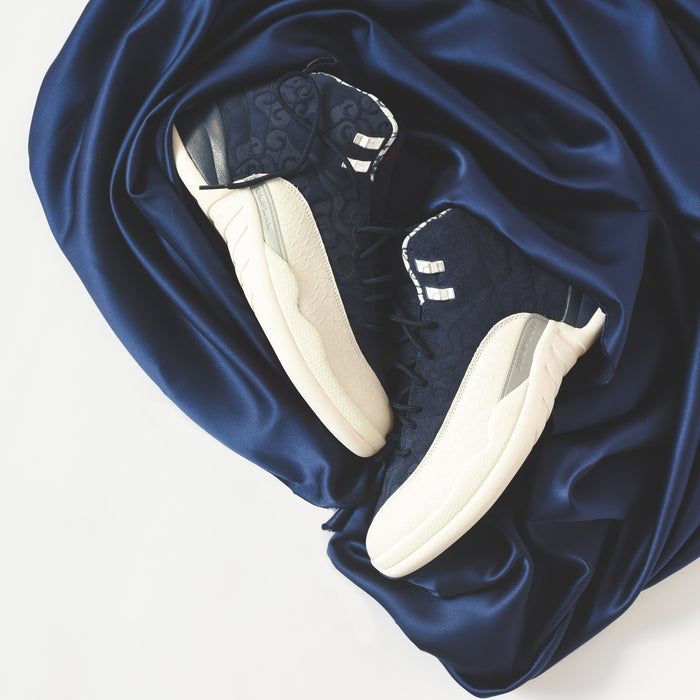 Nike Air Jordan 12 - Navy / University Red