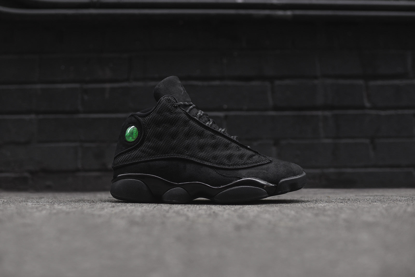 premium selection 802c2 efb9d ... free shipping nike air jordan 13 retro black cat 39c84 06186