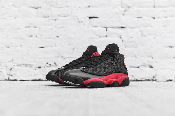 Nike GS Air Jordan 13 Retro - Black / Red / White