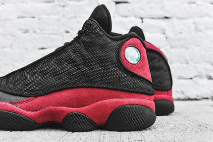 Nike Air Jordan 13 Retro - Black / Red / White