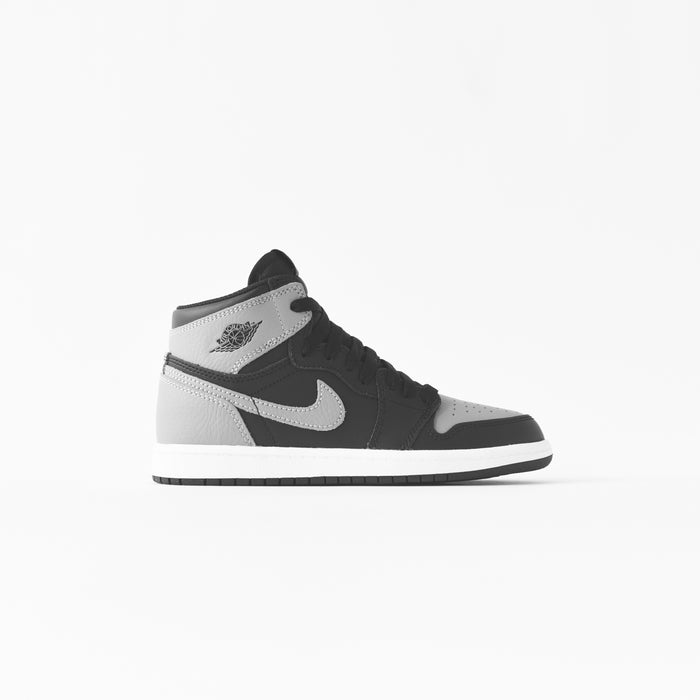 Nike BP Air Jordan 1 Retro High OG - Black / Medium Grey / White