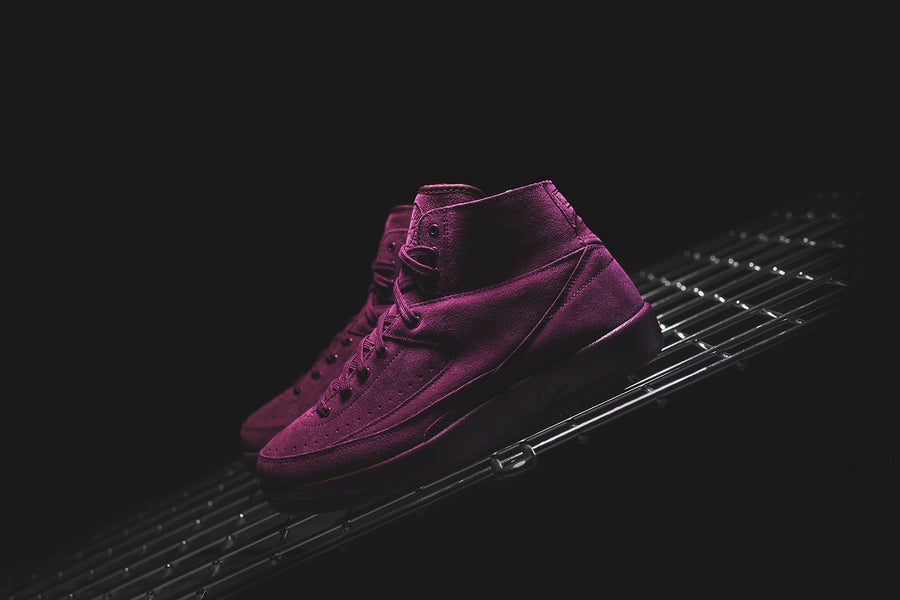 Nike Air Jordan 2 Decon - Burgundy