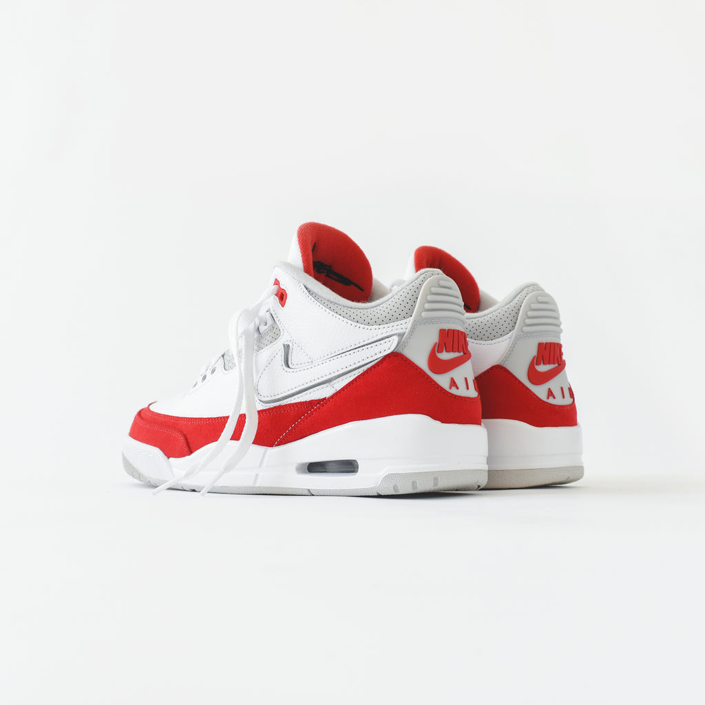 promo code 32b2e 0503d Nike Air Jordan 3 Retro TH SP - White   University Red   Neutral – Kith