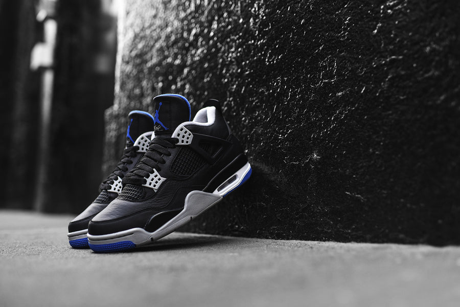 Nike Air Jordan 4 Retro - Alternate Motorsport