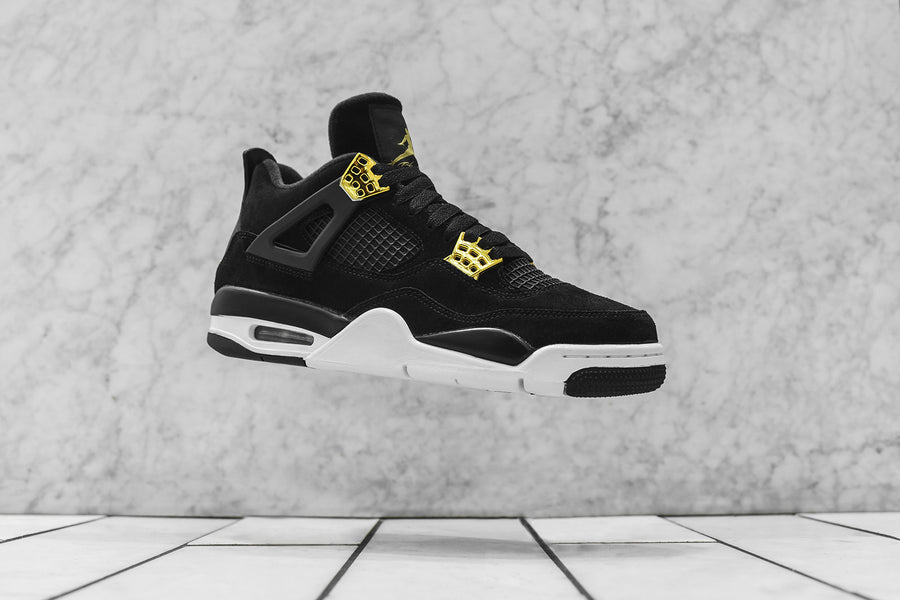 Nike GS Air Jordan 4 Retro - Royalty