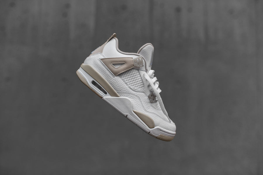Nike GS Air Jordan 4 Retro - Linen