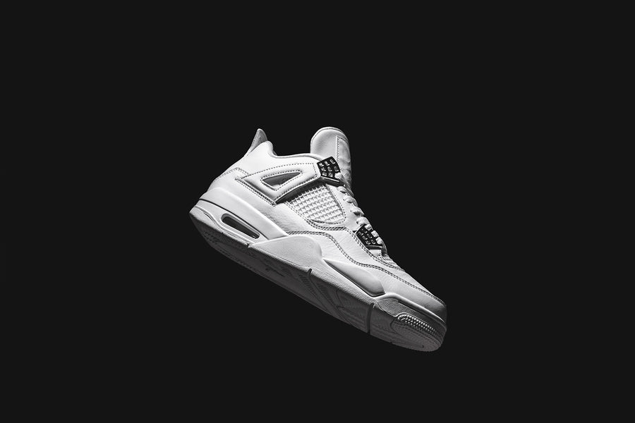 Nike GS Air Jordan 4 Retro - Pure Money