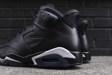 Nike GS Air Jordan Retro 6 - Black Cat