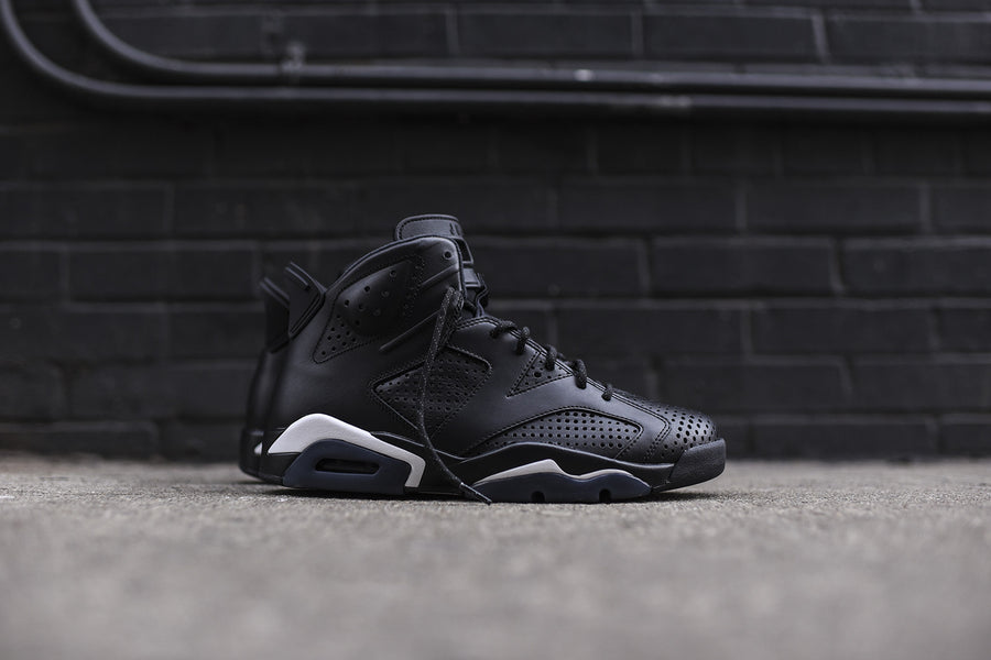 Nike Air Jordan Retro 6 - Black Cat