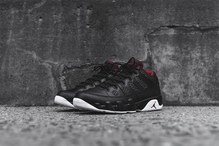 Nike Air Jordan IX Retro Low - Black / Gym Red