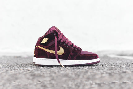 Nike Air Jordan 1 Retro High PRM GS - Heiress