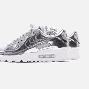 Nike WMNS Air Max 90 SP - Chrome / Pure Platinum Image 4