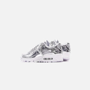 Nike WMNS Air Max 90 SP - Chrome / Pure Platinum Image 5