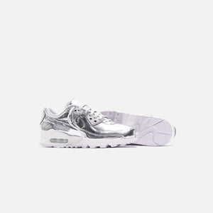 Nike WMNS Air Max 90 SP - Chrome / Pure Platinum Image 2