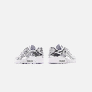 Nike WMNS Air Max 90 SP - Chrome / Pure Platinum Image 6