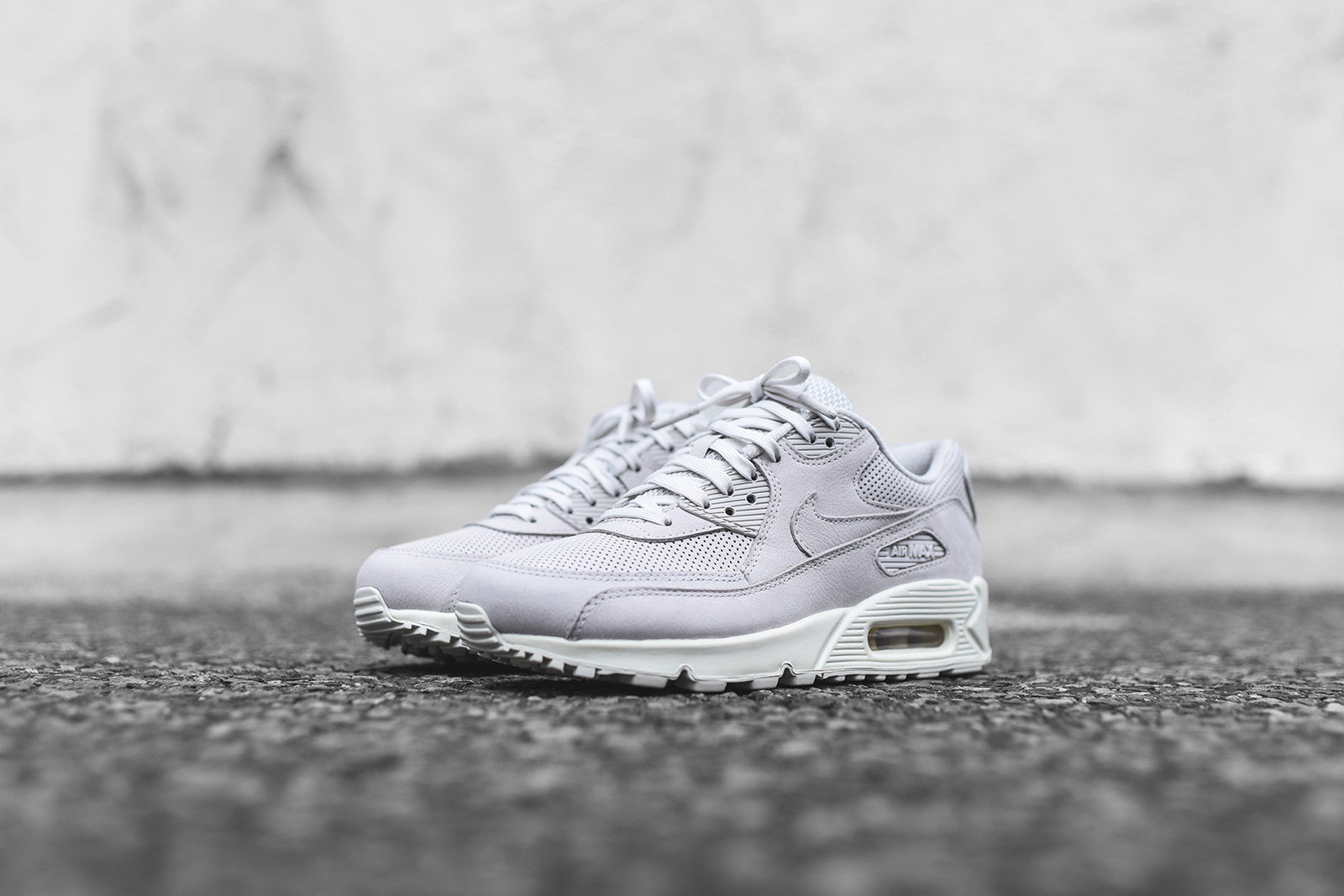 NikeLab WMNS Air Max 90 Pinnacle - Bone / White