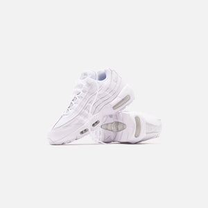 Nike Air Max 95 Essential - White / Grey Fog