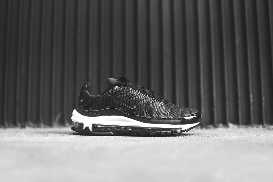 Nike Air Max Plus 97 - Black / White