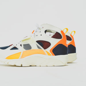 los angeles 028c5 f4e1f Nike Air Trainer Huarache - White / Team Red / Laser Orange ...
