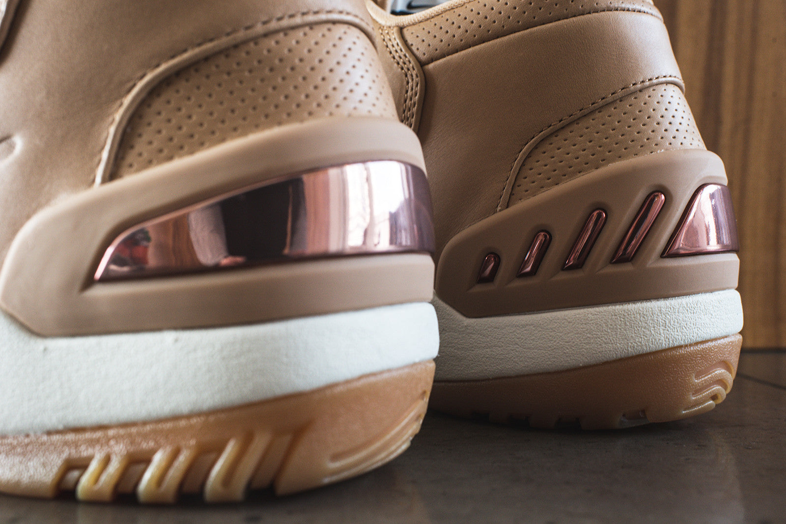 Nike Air Zoom Generation AS QS - Vachetta Tan / Sail