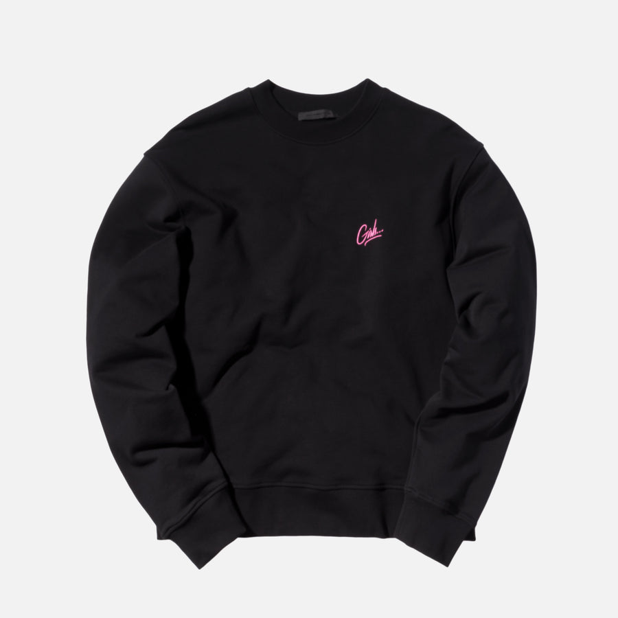 Alexander Wang Girls Crewneck - Black