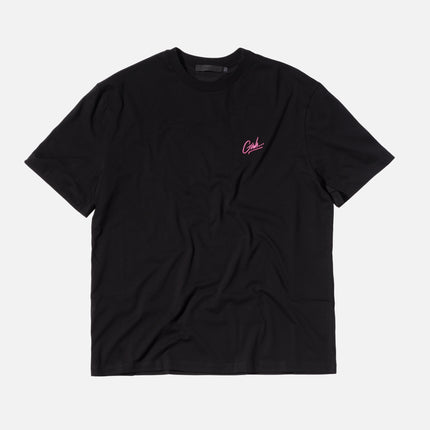 Alexander Wang Girls Embroidery Tee - Black