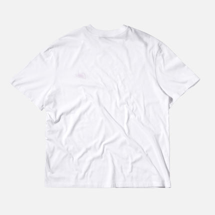 Alexander Wang Girls Embroidery Tee - White