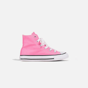 Converse Kids Chuck Taylor All Star High - Pink / White Image 1