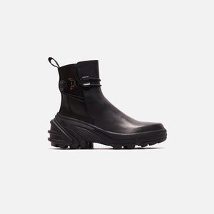 1017 ALYX 9SM Buckle Chelsea Boot - Black