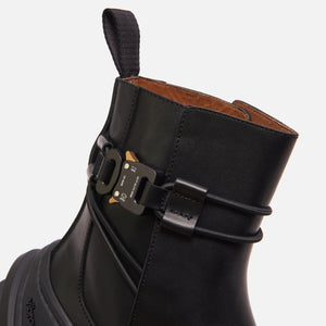 1017 ALYX 9SM Buckle Chelsea Boot - Black Image 9
