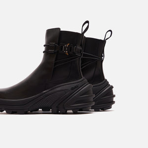 1017 ALYX 9SM Buckle Chelsea Boot - Black Image 5