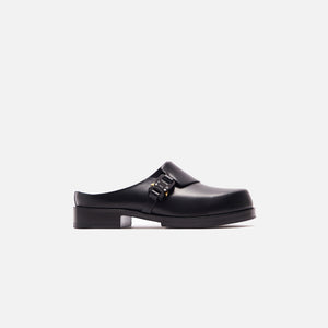 1017 Alyx 9SM Formal Clog with Buckle - Black