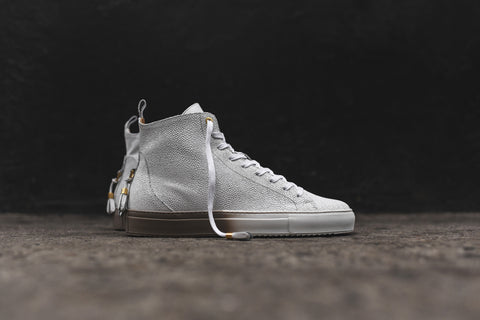 Android Homme Alfa Hi - White / Sand