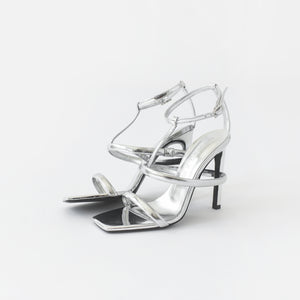 1017 Alyx 9SM WMNS Anklet Heel - Silver