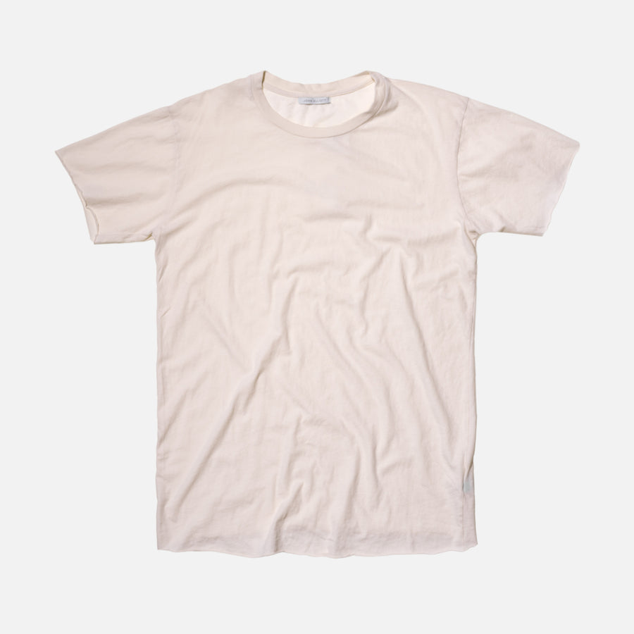 John Elliott Anti-Expo Tee - Natural