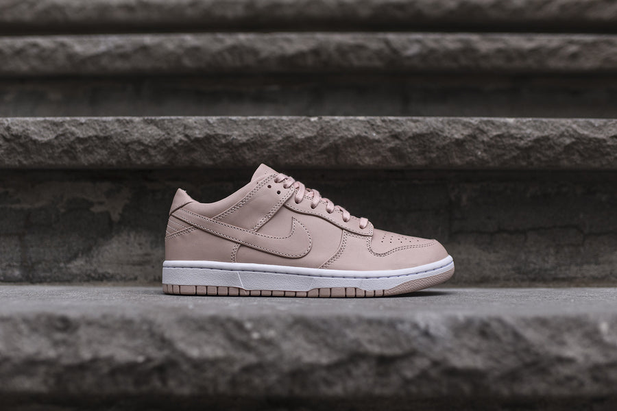 NikeLab Dunk Lux Low - Arctic Orange / White