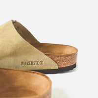 Birkenstock WMNS Arizona Suede - Taupe Thumbnail 4